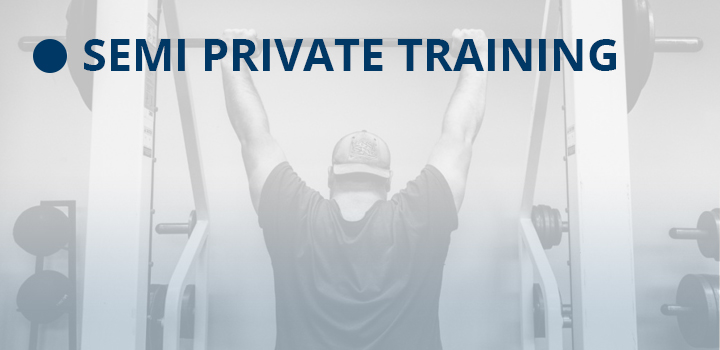 Looking For Semi-Private Training Near You?
